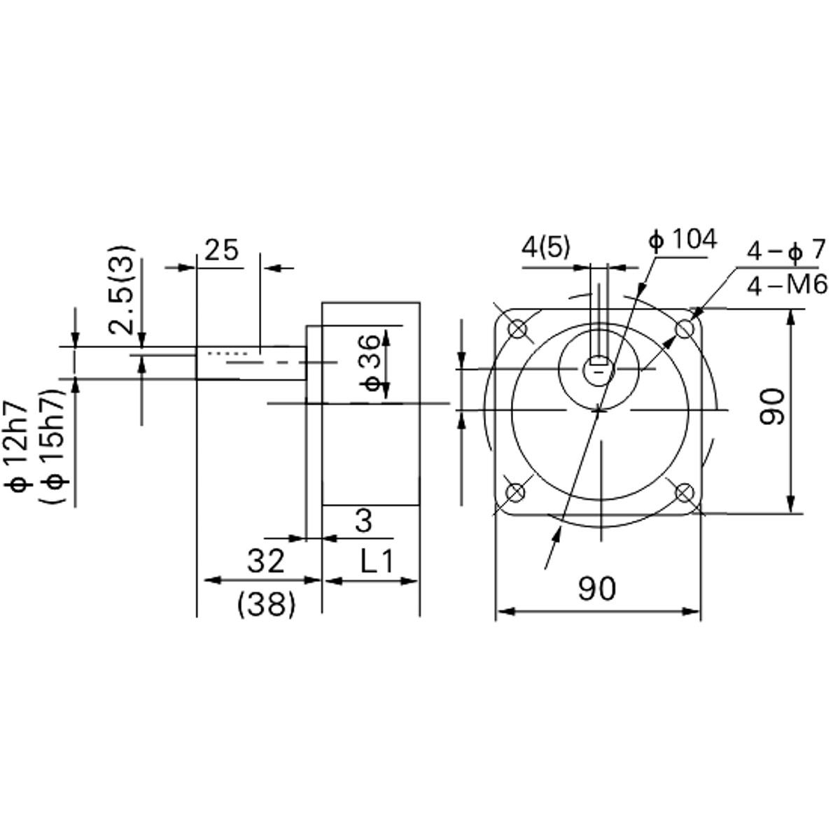 5 Volt Dc Motor