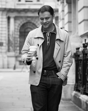 Chris J Mitchell Author