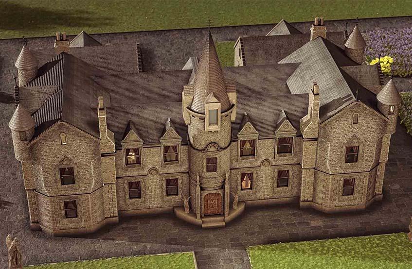 Grand Old Mansion