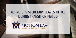 Chad Wolf resigns from DHS one week before Inauguration Day