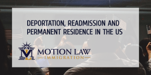 Process of permanent residence and deportation