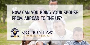 Spouse abroad