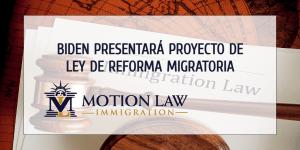 Gobierno de Biden dará a conocer su proyecto de ley de inmigración esta semana