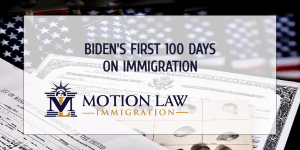 Biden vows to turn the tide on immigration in his first 100 days