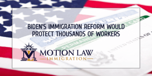 Biden's proposal to protect undocumented workers