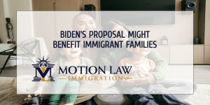 Immigrant families could benefit from Biden's project