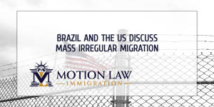 The US and Brazil plan strategies to reduce irregular migration