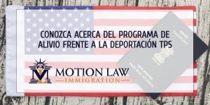 Programas de alivio frente a la deportación de los Estados Unidos
