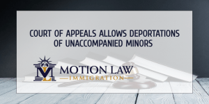 Court of appeals resumes deportations of unaccompanied minors