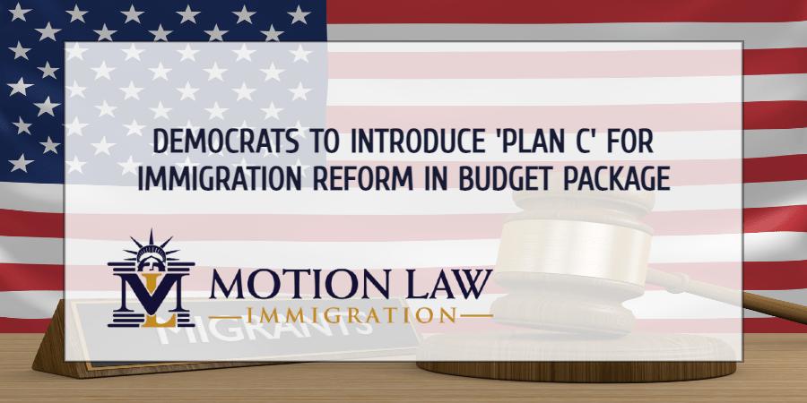 Democrats propose 'Plan C' to enact immigration reform