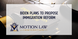 Biden and Trump plan to present a new Immigration Bill