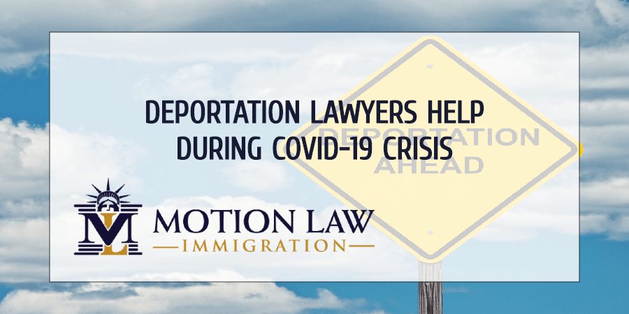 Motion Law help you with your deportation Case