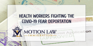 Doctors might face deportation if they lose their jobs