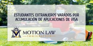 Reducir la acumulación de aplicaciones de visa tomará tiempo