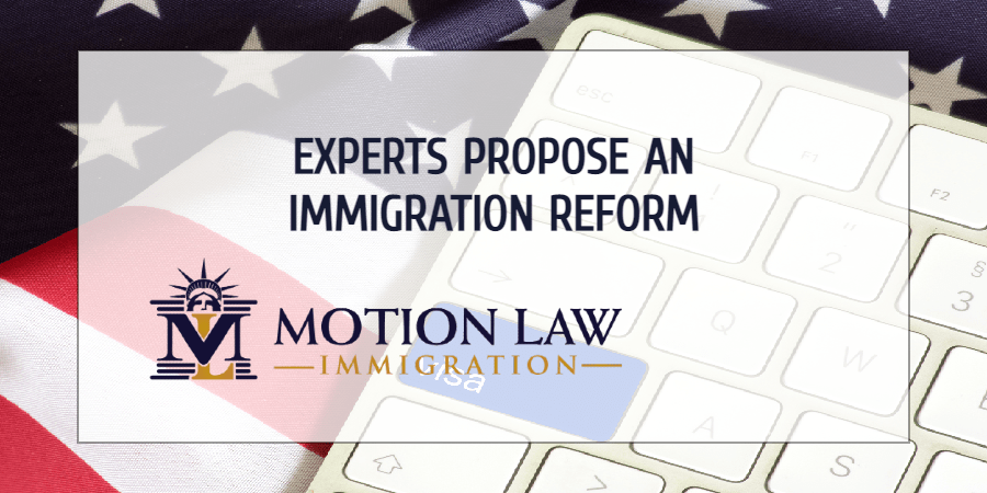 Group of experts comments about positive impact of immigration
