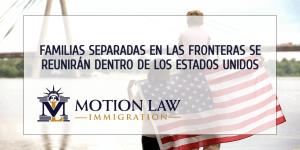 Secretario del DHS anuncia nuevo plan para reunir familias inmigrantes