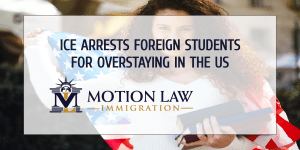 ICE detains 15 foreign students for misusing the OPT program