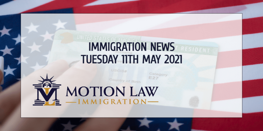 Your Summary of Immigration News in 11th May 2021
