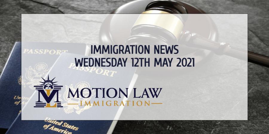 Immigration News Recap 12th May 2021