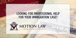 Do you need help and guidance during your immigration process?