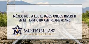 México pide a Biden invertir en países centroamericanos