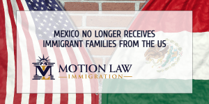 Mexican law bans the US from returning immigrant families