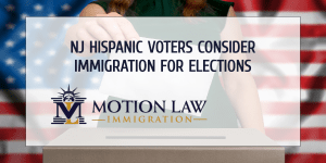 NJ Hispanic voters think immigration should have more relevance during presidential debates