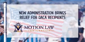 Presidential memorandum to protect DACA