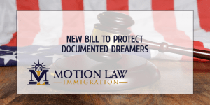 Senators introduce bill to protect Documented Dreamers