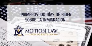 Biden promete cambiar el rumbo de la inmigración en sus primeros 100 días