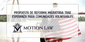Inmigrantes esperan que los planes de Biden lleven a la ciudadanía