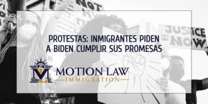 Inmigrantes urgen a los Demócratas cumplir sus promesas