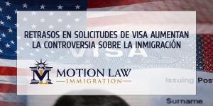 La acumulación de aplicaciones de inmigración aumenta presión sobre Biden