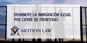 Cierran las fronteras de Estados Unidos por Coronavirus y la inmigración ilegal se reduce