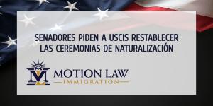 Petición para retomar servicios de ciudadanía legal