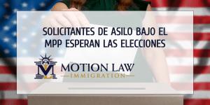 Solicitantes de Asilo en Matamoros esperan que Biden gane las elecciones