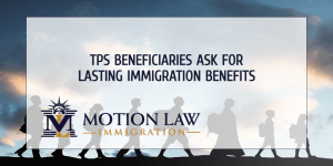 TPS beneficiaries ask for permanent solutions after Supreme Court verdict