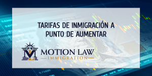 Presente su solicitud de inmigración antes del aumento de tarifas del USCIS