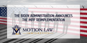 The Biden administration to reinstate the MPP next month