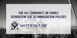 OIG conducts a study that proves that immigrant minors were held in vans for 39 hours