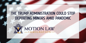 Trump's government proposes removing measure that allows deportation of unaccompanied minors