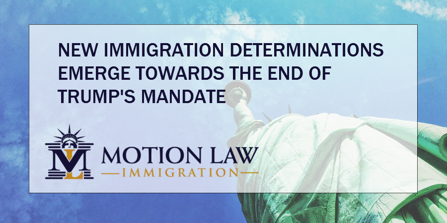 Immigration and public charge rules