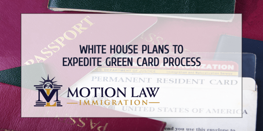 Biden plans to reduce backlogs in Green Card processing