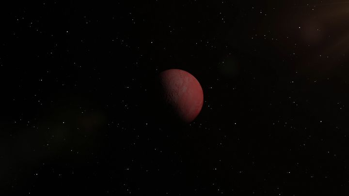 Read more about the article Red Planet Video Background