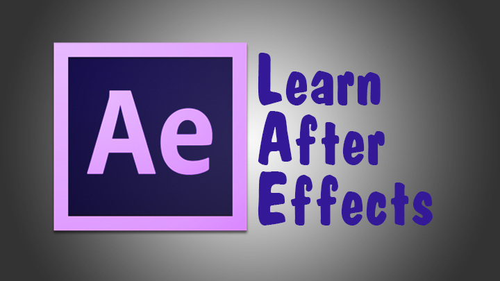 learn after effects