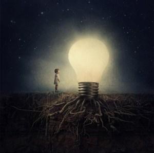 Luz  y oscuridad