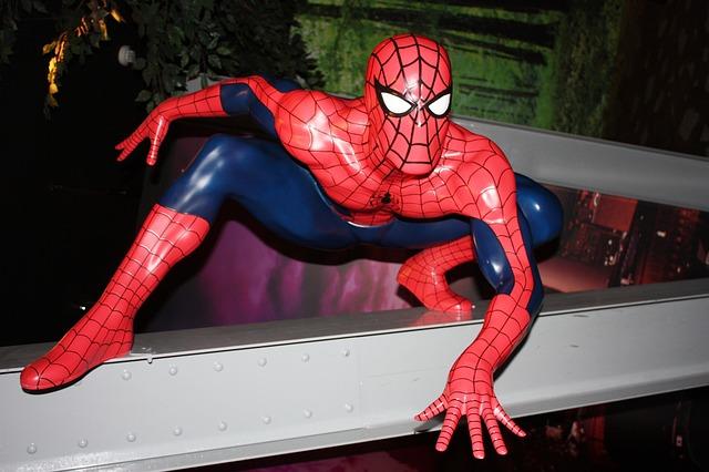 Mengapa Spiderman Bertopeng?