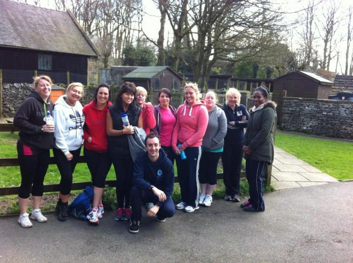 Pure Weightloss Weekend Motivate Bootcamp