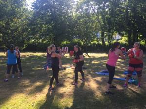 September 7th - 8th (Manchester Weekend Private) Motivate Bootcamp