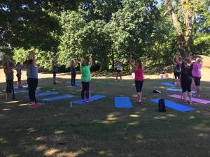 September 14th -15th (Market Bosworth Weekend - All Inclusive - Private Room) Motivate Bootcamp